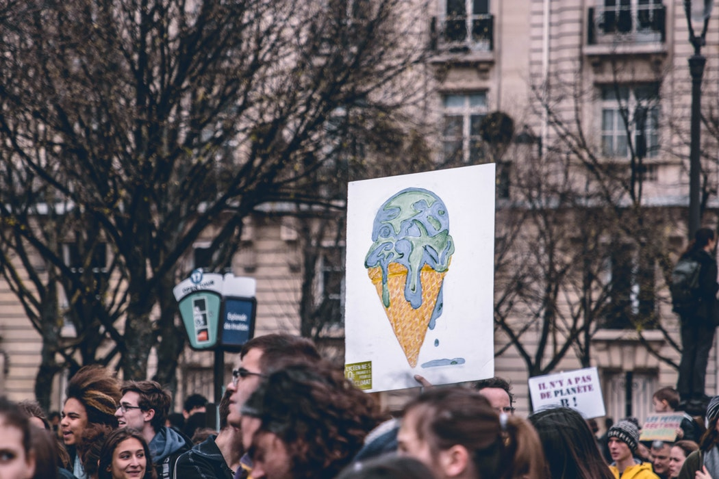 NOSOTROS ESTAMOS CAUSANDO EL CAMBIO CLIMÁTICO