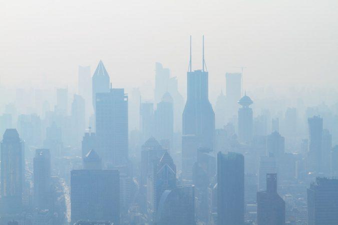 MEJORAR LA CALIDAD DEL AIRE ES COMBATIR EL CAMBIO CLIMÁTICO