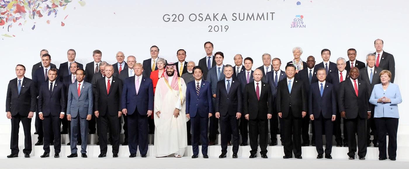 EL G20 Y SU IMPORTANCIA PARA COMBATIR EL CAMBIO CLIMÁTICO
