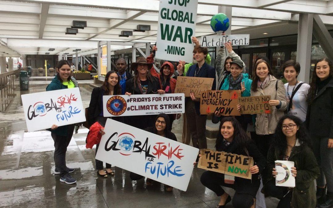 ¿QUÉ ES LO QUE SIGUE DESPUÉS DE LA HUELGA MUNDIAL POR EL CLIMA?
